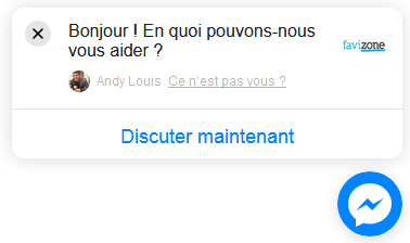 PLUGIN CUSTOMER CHAT DE MESSENGER
